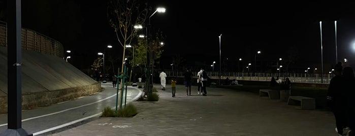AlNakheel Park is one of Sara 님이 좋아한 장소.