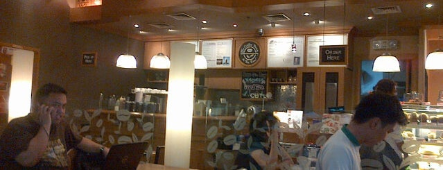 The Coffee Bean & Tea Leaf is one of Angelika'nın Beğendiği Mekanlar.