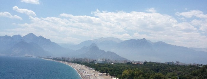 Konyaaltı Plajı is one of Antalya.