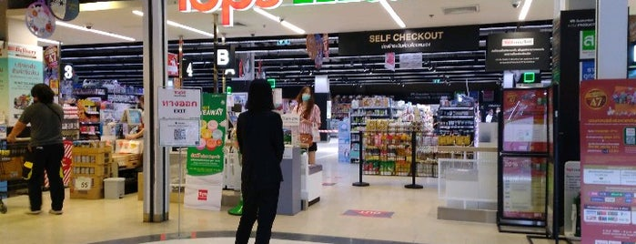 Tops Market is one of Yodpha's Liked Places.