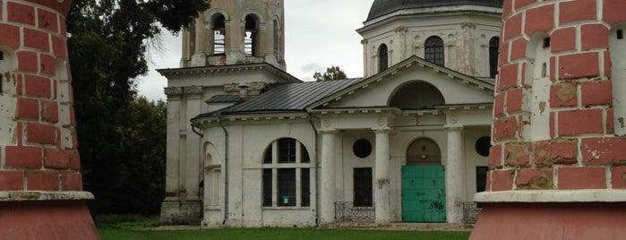 Усадьба «Ярополец» is one of Gespeicherte Orte von Егоров.