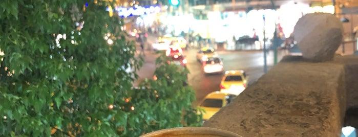Afra Café is one of Jordania.
