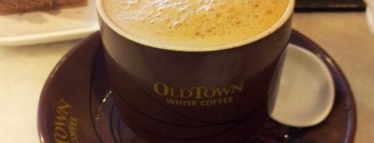 Old Town White Coffee is one of Must-visit Cafés in Kuala Lumpur.
