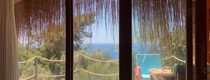 Seaview Faralya is one of KAŞ&FTHYE.