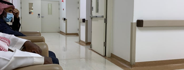 King Khaled Eye Specialist Hospital (KKESH) is one of Foodie 🦅 : понравившиеся места.