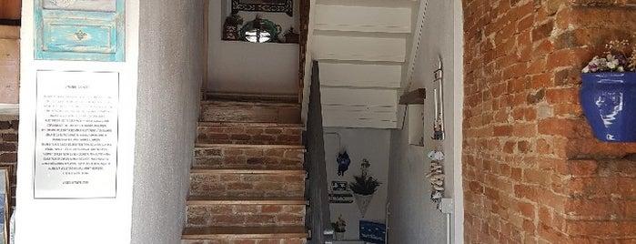 Mavi Kapı Kafe is one of Gizem'in Beğendiği Mekanlar.