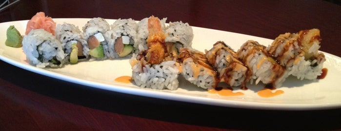 Mizumi Hibachi & Sushi is one of Locais curtidos por Waleed.