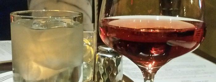 Steak + Vine is one of 7+ ratings.