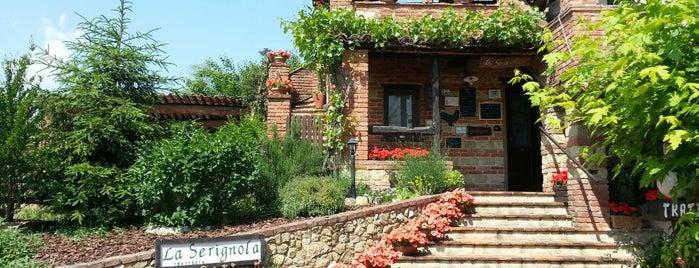 Ristorante La Serignola is one of Ristoranti.