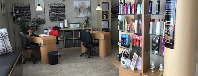 Glo Salon & Spa is one of Eventually Explore....