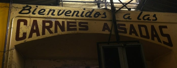 Carnes Asadas 20 de Noviembre is one of Mexico City.