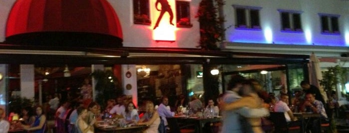 Tango is one of Bodrum - List -.