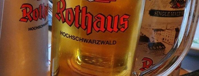 Brauereigasthof Rothaus is one of Brauereien & Beer-Stores.