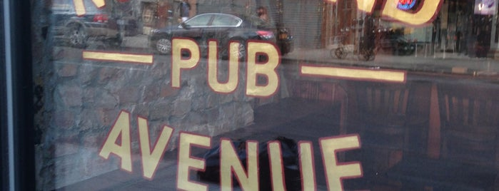 Nostrand Avenue Pub is one of Pubs-To-Do List.