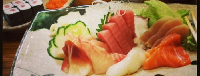 Yokohama Sushi is one of FOOD!<3.