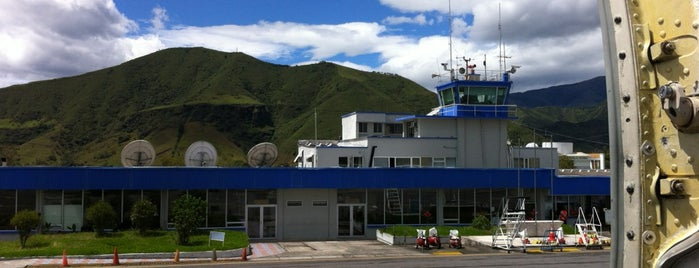 Aeropuerto Nacional Antonio Nariño (PSO) is one of JRA: сохраненные места.