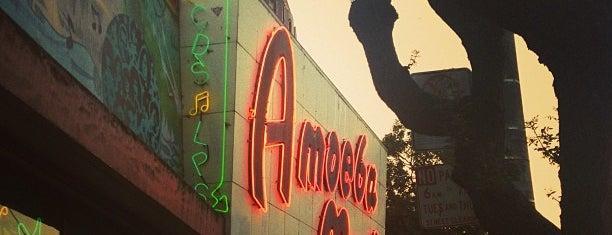 Amoeba San Francisco is one of Best SF.