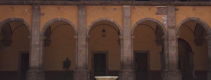 Instituto Queretano De La Cultura Y Las Artes is one of Queretaro.
