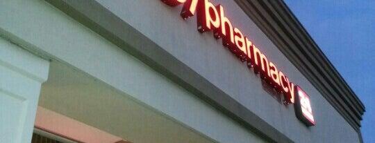 CVS pharmacy is one of Christine'nin Beğendiği Mekanlar.