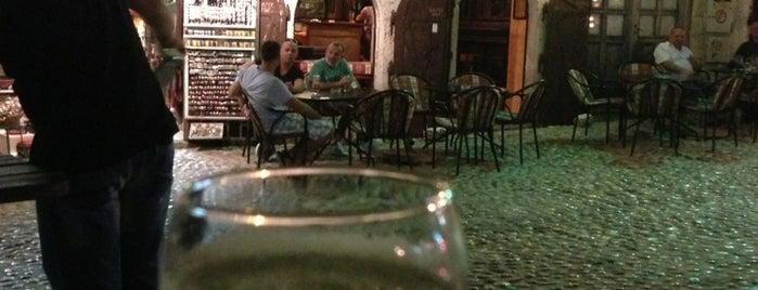 "Caffe Bar ""Marshall"" is one of Former Yugoslavia/Italy."