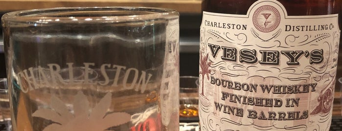 Charleston Distilling is one of Charleston.