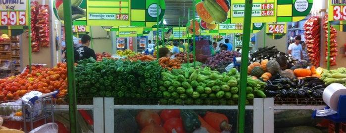 Mundial Supermercados is one of สถานที่ที่บันทึกไว้ของ Fernando Fernandez.