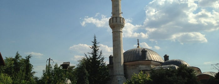 Dar-ül Hadis Camii is one of Edirne.