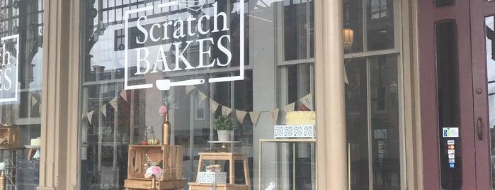 Scratch Bakes is one of Posti che sono piaciuti a Melanie.