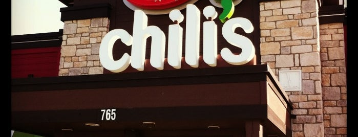 Chili's Grill & Bar is one of Ristoranti.
