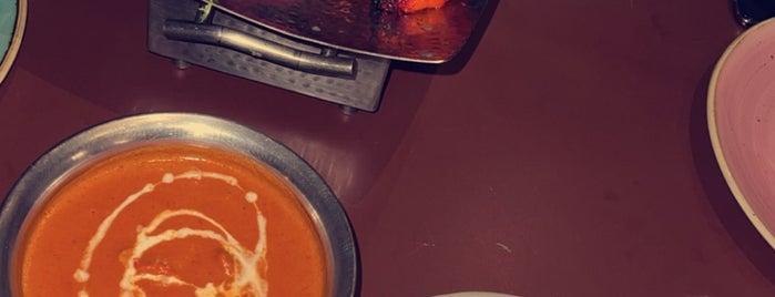 RUHI Indian Restaurant is one of Riyadh.