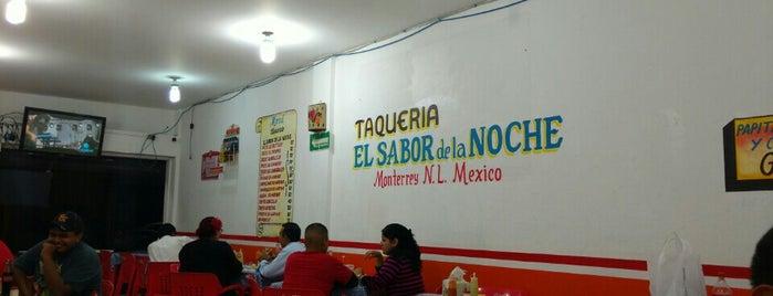 El Sabor de la Noche is one of El : понравившиеся места.
