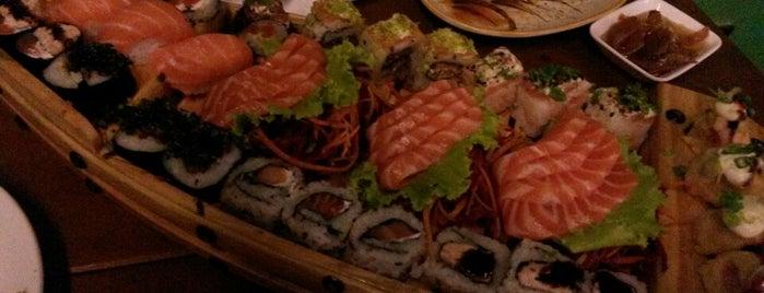 Okki Sushi is one of Amandaさんのお気に入りスポット.