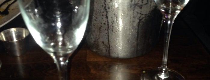 VINU Wine Bar is one of LA bars.
