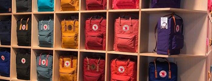 Fjällräven is one of NYC Places.