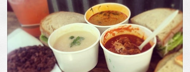 Savor Soup House is one of Benjaminさんのお気に入りスポット.
