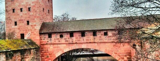 Nuremberg is one of 100 обекта - Германия.