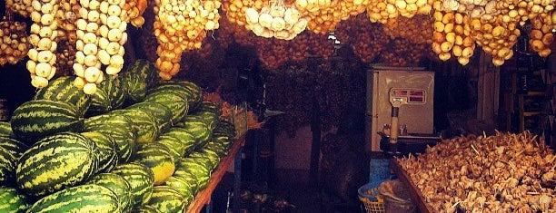 Nowshahr Farmers Market | بازار روز نوشهر is one of Lieux qui ont plu à Nora.