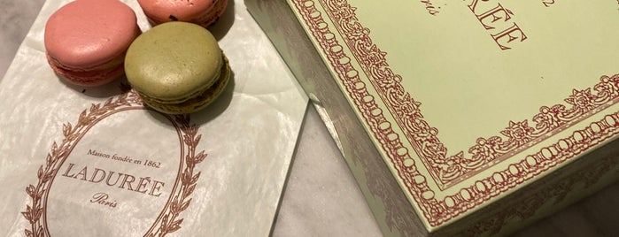 Ladurée is one of Places to see.
