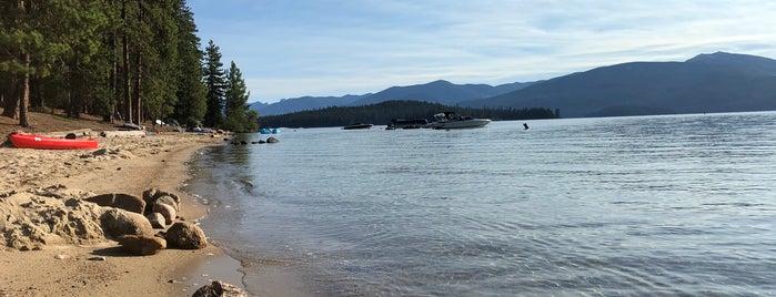 Priest Lake is one of John 님이 좋아한 장소.
