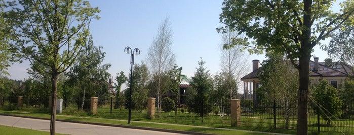 Madison Park Luxury Village is one of Locais salvos de Julia.