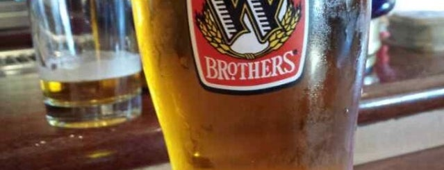 Widmer Brothers Brewing Company is one of West Coast Breweries.