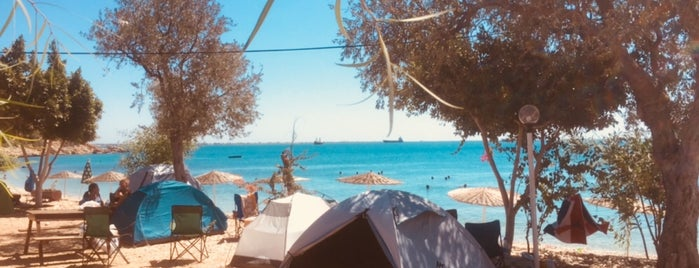 Akçakıl Camping is one of Teoman'ın Beğendiği Mekanlar.