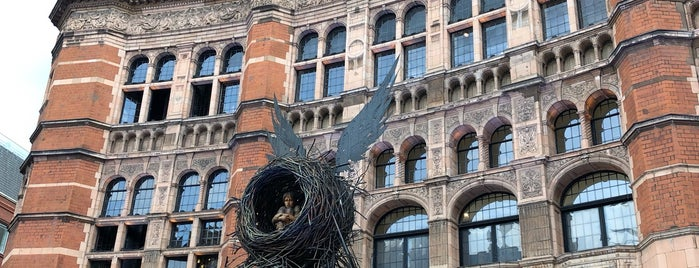 Harry Potter and the Cursed Child - Parts One and Two is one of London.