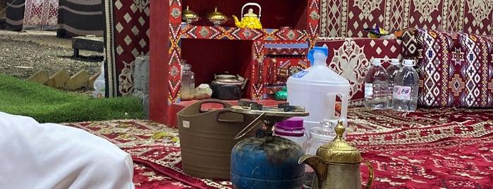 مخيم بنبان is one of Locais curtidos por Soly.