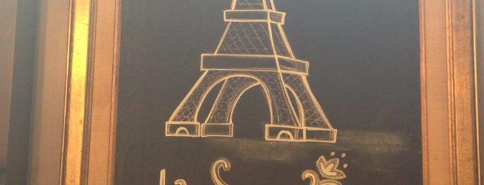 La Femme Du Fromage is one of Locais salvos de barbee.