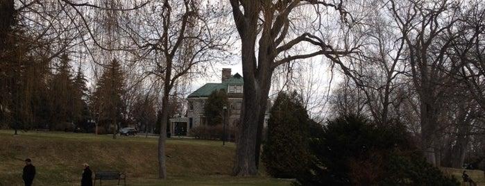 Galerie d'art Stewart Hall is one of Musées Montréalais.
