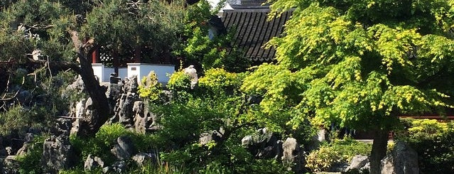 Dr. Sun Yat-Sen Classical Chinese Garden is one of Vancouver Wish List.
