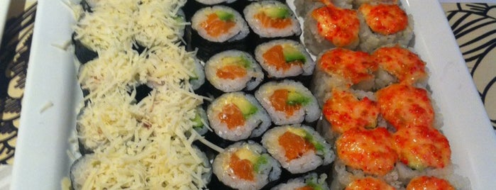 Yakuza Sushi & Asian Fusion is one of Riga.