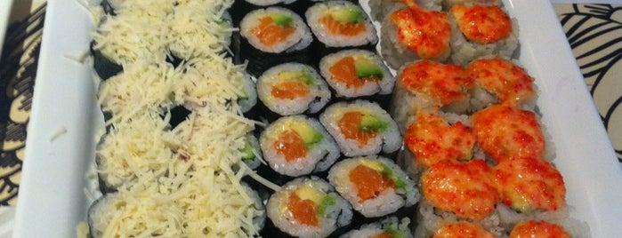 Yakuza Sushi & Asian Fusion is one of Zane'nin Beğendiği Mekanlar.