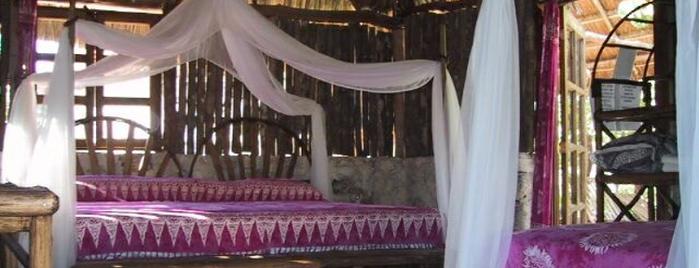 Retiro Maya Tulum is one of TULUM 2016.